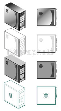 #2000032 - Computer case