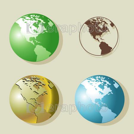 #2000057 - Globes