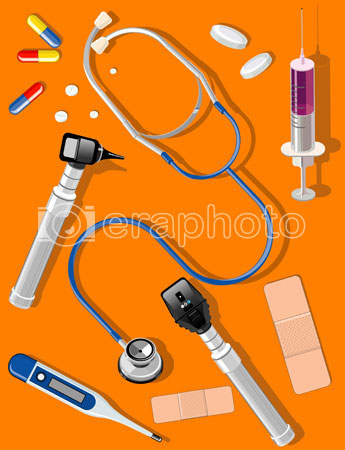 #2000094 - Medical tools and supplies