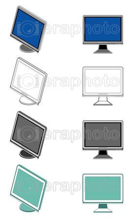 #2000096 - Computer monitor