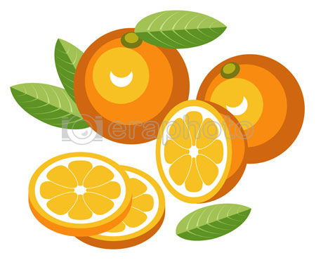 #2000099 - Oranges with slices