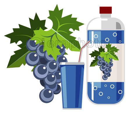 #2000113 - Grape soda soft drink