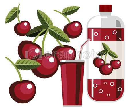 #2000115 - Cherry soda soft drink
