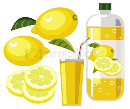#2000116 - Lemonade or lemonade soda soft drink