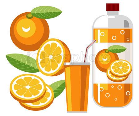 #2000118 - Orange soda soft drink