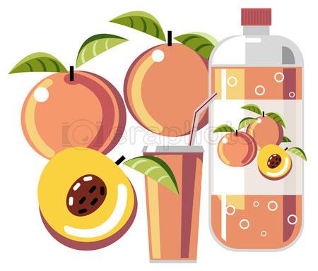 #2000119 - Peach soda soft drink