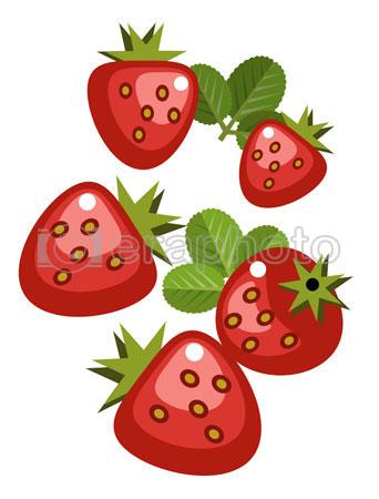 #2000126 - Simple Strawberries