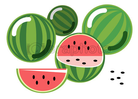 #2000135 - Simple watermelons