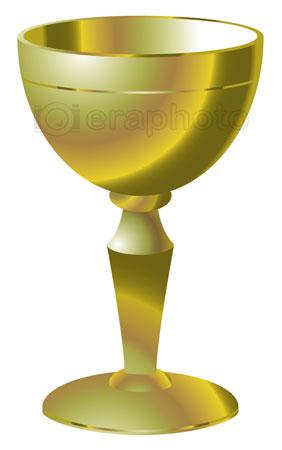 #2000152 - Golden goblet