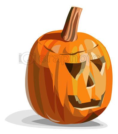 #2000163 - Scary pumpkin Jack O Lantern