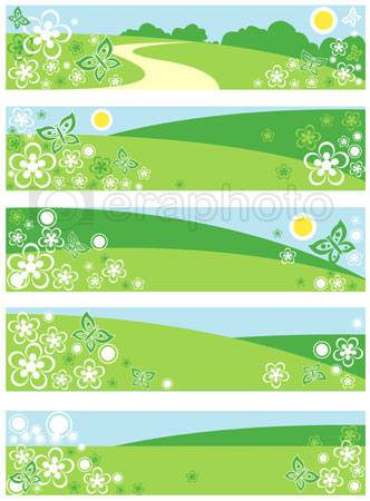 #2000248 - Summer banners