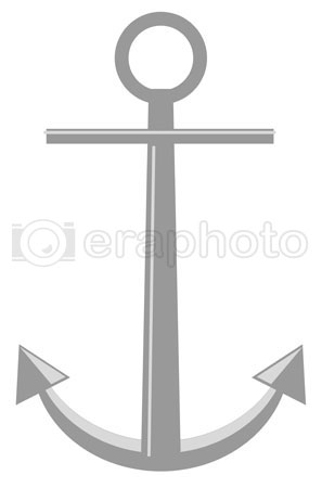 #2000305 - Illustration of simple anchor