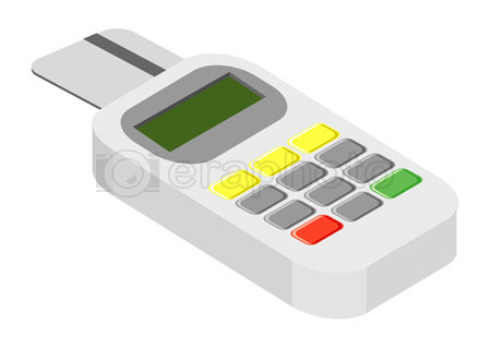 #2000334 - Credit card reader device