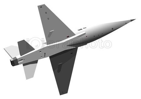 #2000354 - Military jet
