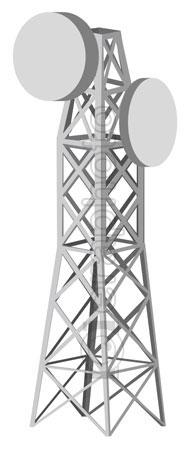 #2000357 - Antenna tower