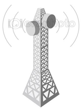 #2000359 - Antenna tower