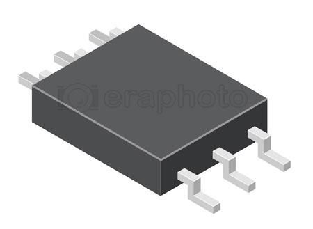 #2000367 - Computer microchip