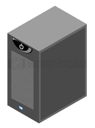 #2000385 - Computer server box