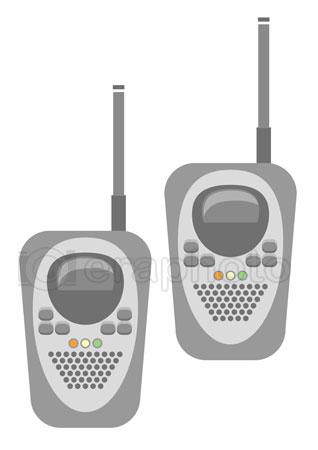 #2000391 - Set of walkie talkies