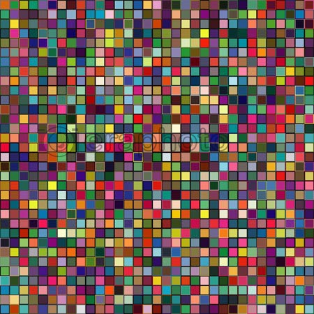#2000407 - Abstract geometric squares background