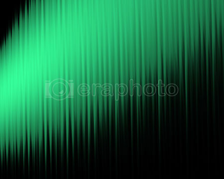 #2000411 - Abstract green wall on black background