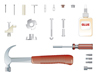 #2000016 - Furniture assembly kit