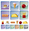 #2000069 - Food Icons