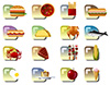 #2000070 - Food Icons