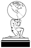 #2000155 - Atlas supporting the world