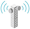 #2000303 - Illustration of antenna tower