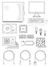 #2000349 - Computer parts and accessories